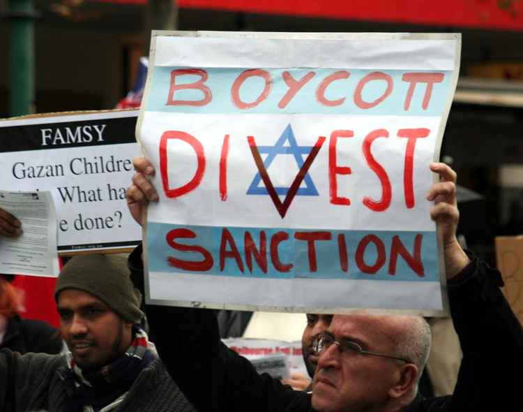 Whitewashing the Antisemitic beginnings of BDS?